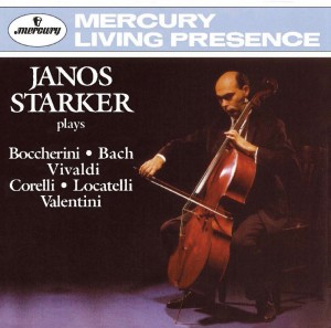 Audio CD Janos Starker. Italian Cello Sonatas