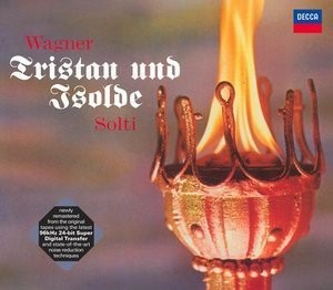 Audio CD Sir Georg Solti. Wagner: Tristan Und Isolde