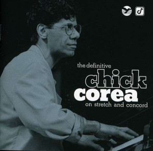 Audio CD Chick Corea. The definitive. On stretch and concord