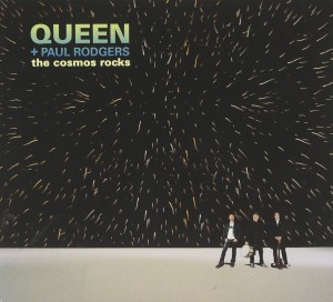 DVD + Audio CD Queen; Paul Rodgers. The Cosmos Rocks