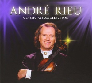 Audio CD Andre Rieu. Classic Album Selection