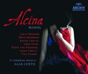 Audio CD Alan Curtis. Handel. Alcina