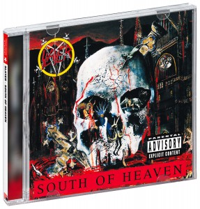 Audio CD Slayer. South Of Heaven