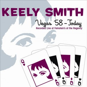 Audio CD Keely Smith. Vegas '58 - Today