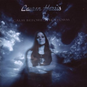 Audio CD Lauren Harris. Calm before the storm