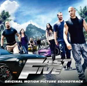 Audio CD O.S.T. Fast And Furious 5 / ��������� � ������: ������ 5