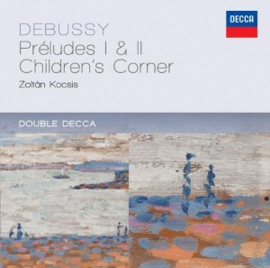 Audio CD Zoltan Kocsis. Debussy: Preludes 1 & 2; Children`s Corner
