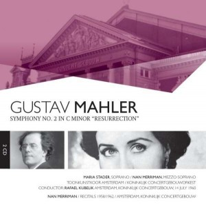 Audio CD Rafael Kubelik. Mahler: Symphony No.2. Resurrection