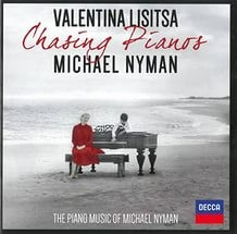 Audio CD Valentina Lisitsa. Chasing Pianos. The Piano Music Of Michael Nyman