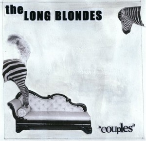 Audio CD The Long Blondes. Couples