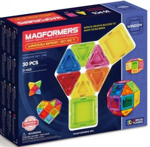 ����� ��������� �����������: Magformers Window Basic 30 set