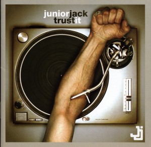 Audio CD Junior Jack. Trust it