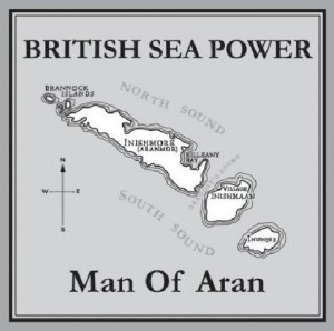 Audio CD British Sea Power. Man Of Aran