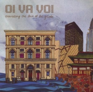 Audio CD Oi Va Voi. Travelling The Face Of The Globe
