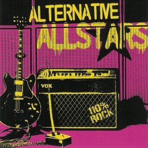 Audio CD Alternative Allstars. 110% Rock