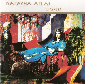 Audio CD Natacha Atlas. Diaspora