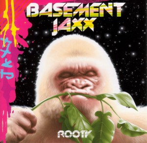 Audio CD Basement Jaxx. Rooty