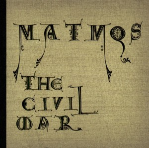 Audio CD Matmos. Civil war