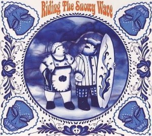 Audio CD Various. Riding the snowy wave