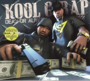Audio CD Kool G Rap. Dead or alive