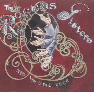 Audio CD Rogers Sisters. Invisible deck
