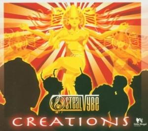 Audio CD Steal Vybe. Creations