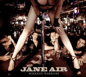 Audio CD Jane Air. Weekend Warriors