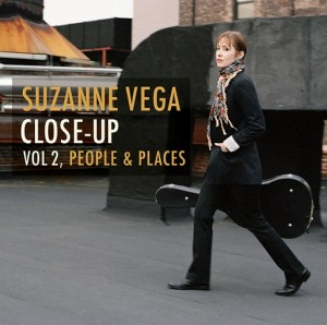 Audio CD Suzanne Vega. Close-Up Vol. 2. People And Places