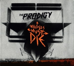 Audio CD The Prodigy. Invaders Must Die. Limited Edition