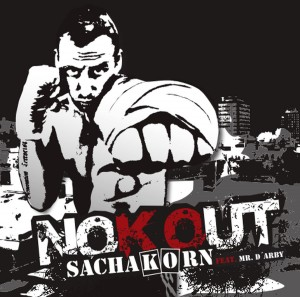 Audio CD Sacha Korn. Nokout