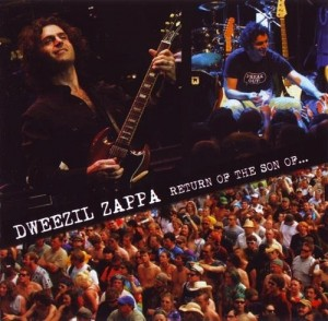 Audio CD Dweezil Zappa. Return Of The Son Of…