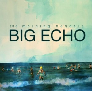 Audio CD The Morning Benders. Big Echo