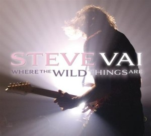 Audio CD Steve Vai. Where The Wild Things Are
