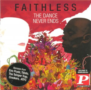 Audio CD Faithless. The dance never ends
