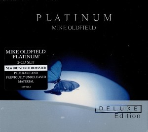 Audio CD Mike Oldfield. Platinum