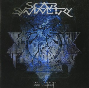 Audio CD Scar Symmetry. Singularity