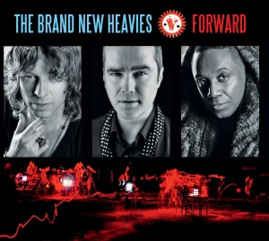 Audio CD The Brand New Heavies. Forward