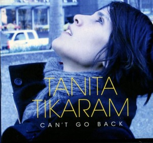 Audio CD Tanita Tikaram. Can't go back