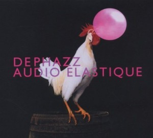 Audio CD DePhazz. Audio elastique