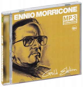MP3 (CD) MP3 Collection. Ennio Morricone. Gold Edition