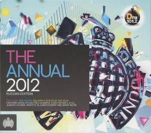 Audio CD The Annual 2012. Russian Edition