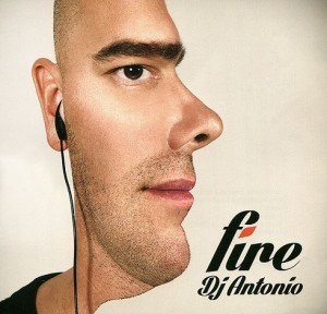 Audio CD DJ Antonio. Fire
