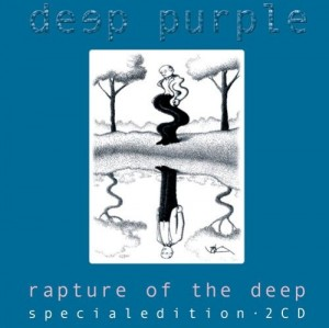 Audio CD Deep Purple. Rapture Of The Deep. Tour Edition