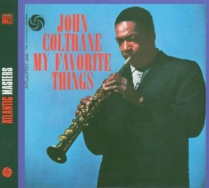 Audio CD John Coltrane. My Favorite Things