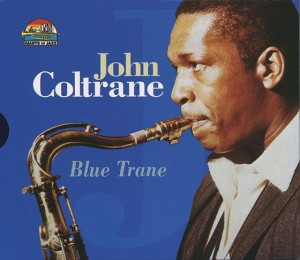 Audio CD John Coltrane. Blue Trane