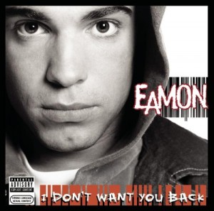 Audio CD Eamon. I Don't Want You Back