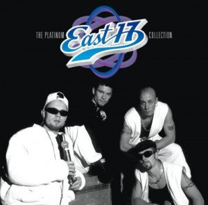 Audio CD East 17. The Platinum Collection
