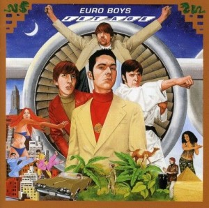 Audio CD The Euro Boys. Jet Age