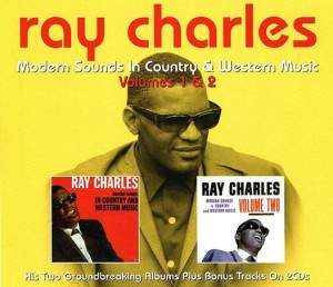 Audio CD Ray Charles. Modern Sounds in Country & Western Music
