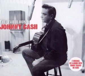 Audio CD Johnny Cash. The Fabulous